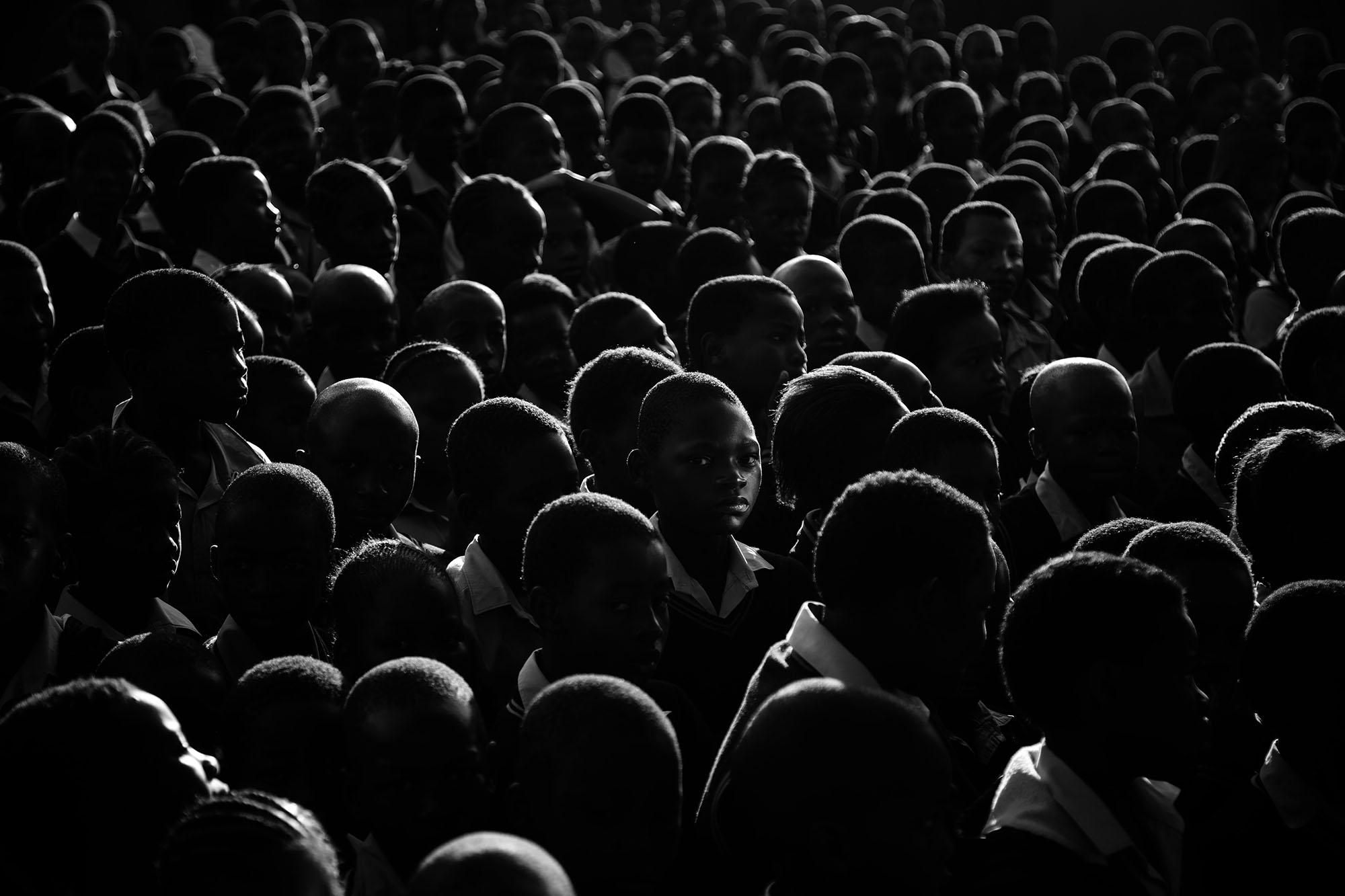 スペシャル・トーク第2回<br>『渋谷敦志×真山仁 「伝える」とは何か』<br>2019年6月1日@富士フイルムフォトサロン